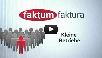 Faktum Faktura Demovideo